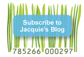 Subscribe to Jacquie's Blog